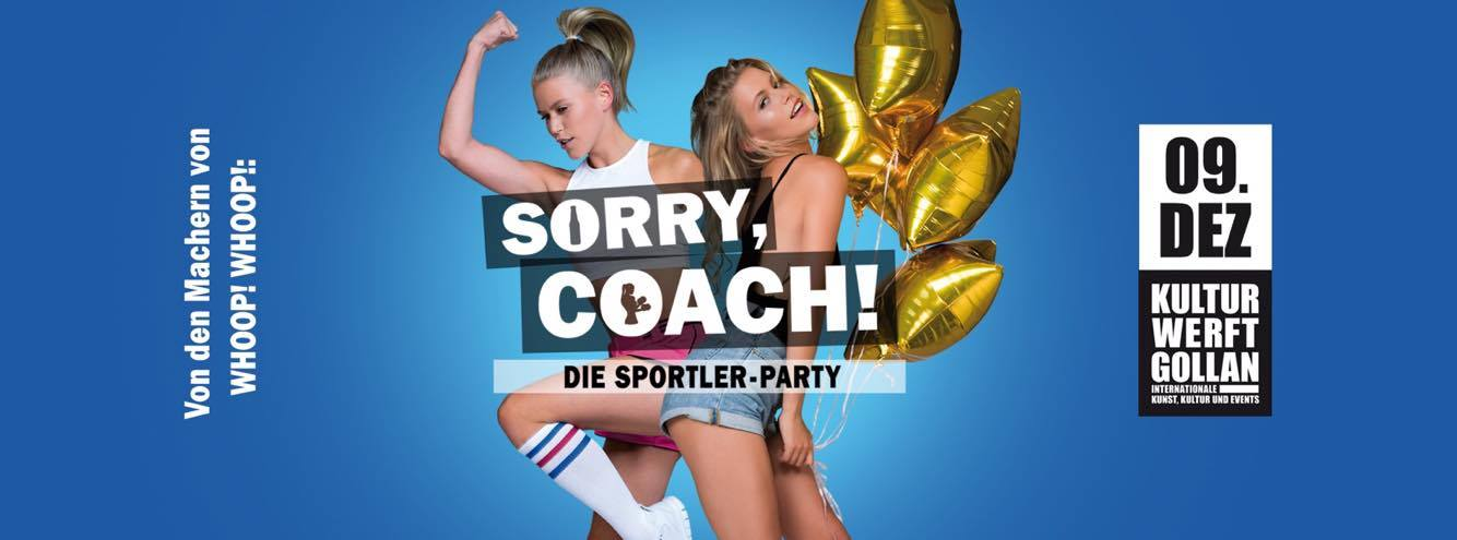 Sorry, Coach – Die Sportlerparty